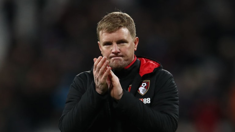 Bournemouth Boss Eddie Howe Elated With 'Best Performance Yet' as Cherries Pluck Chelsea With Ease