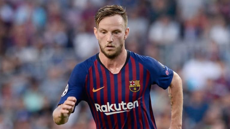Barcelona Star Ivan Rakitic Insists He Is Happy in Spain Amid Reported Interest From England