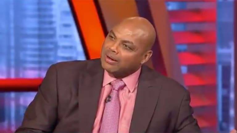 Traina Thoughts: Shaq Got Completely Flustered After Charles Barkley Called Him Out and It Was Hilarious