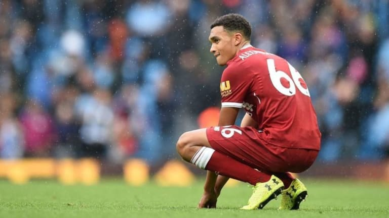 ​Trent Alexander-Arnold Labels Man Utd Defeat as 'Biggest' Learning Curve Ahead of Roma Semi-Final