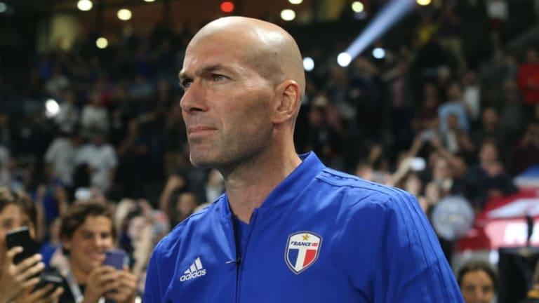 Las tres figuras del Manchester United que quiso Zidane cuando entrenaba al Real Madrid
