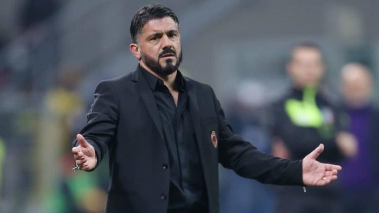 Milan Boss Gennaro Gattuso Takes 'Full Responsibility' as Goalless Run Continues Against Frosinone