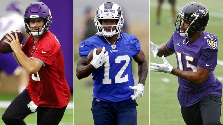 Old Faces in New Places: Fantasy Football Impact of the Biggest Offseason Moves