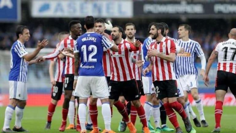 Athletic Club-Real Sociedad | Alineaciones confirmadas