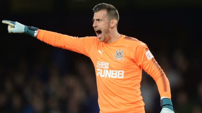 Newcastle Poised to Make Goalkeeper's Loan Spell Permanent Following Impressive Run of Form