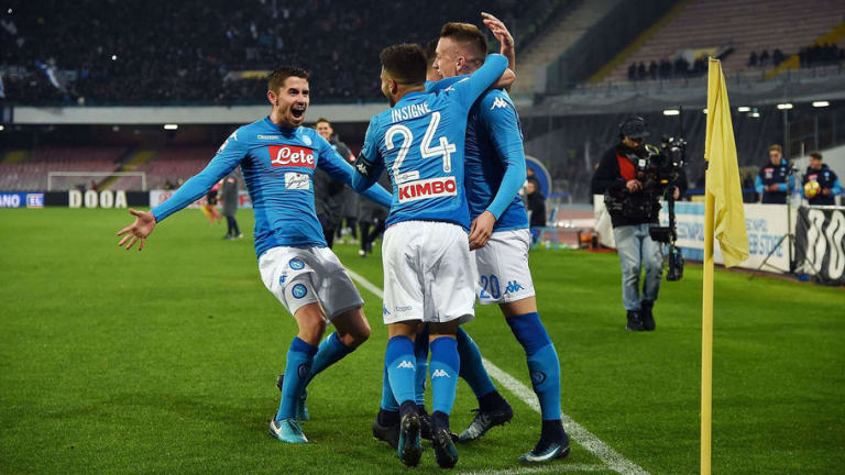 Liverpool Told to Cough Up €65m for Highly Rated Napoli Midfielder