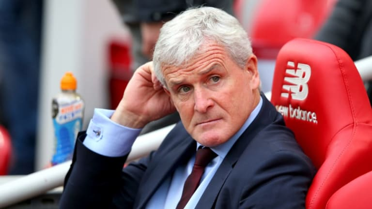 Mark Hughes Laments His Southampton Side Conceding 'Easy Goals' Following 3-0 Defeat to Liverpool