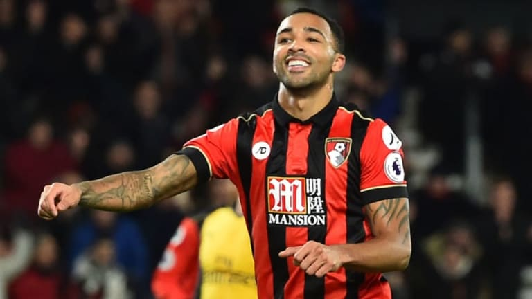 Callum Wilson Signs New 4-Year Bournemouth Contract Until Summer of 2022