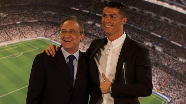 REVELADO | Sale a la luz cuál fue el primer enfado de Cristiano Ronaldo con el Real Madrid