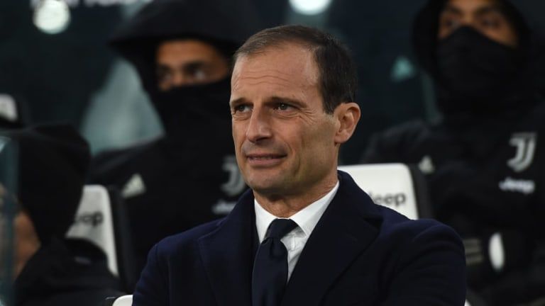 'I'm Fine Here': Allegri Quashes Man Utd Rumours as Red Devils Continue Search for Permanent Manager