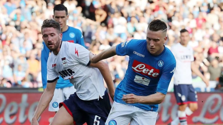 Liverpool Dealt Blow as Long-Time Target Agrees New 5-Year Deal With Napoli