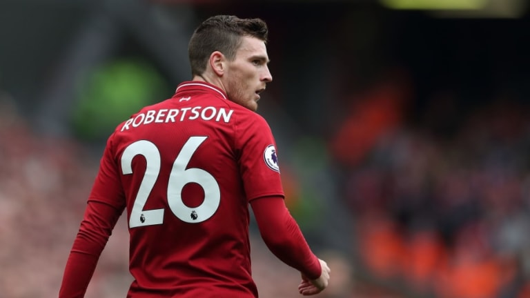 Andy Robertson Insists Premier League is Not 'Two-Horse Race' After Man City Stalemate