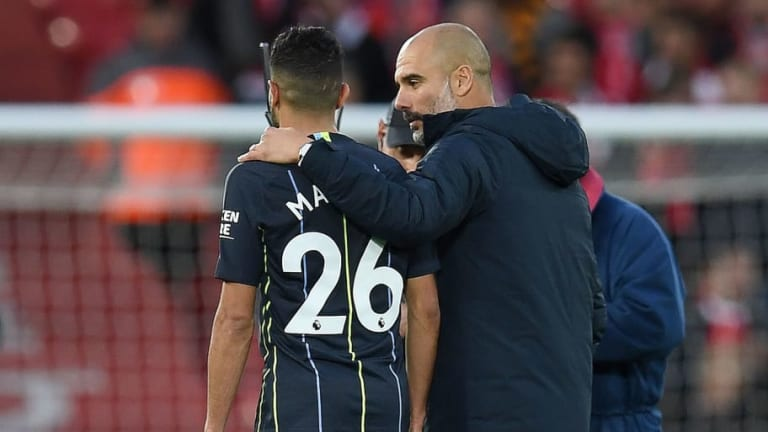 Liverpool 0-0 Manchester City: Report, Ratings & Reaction as Mahrez Blows City's Chance to Win