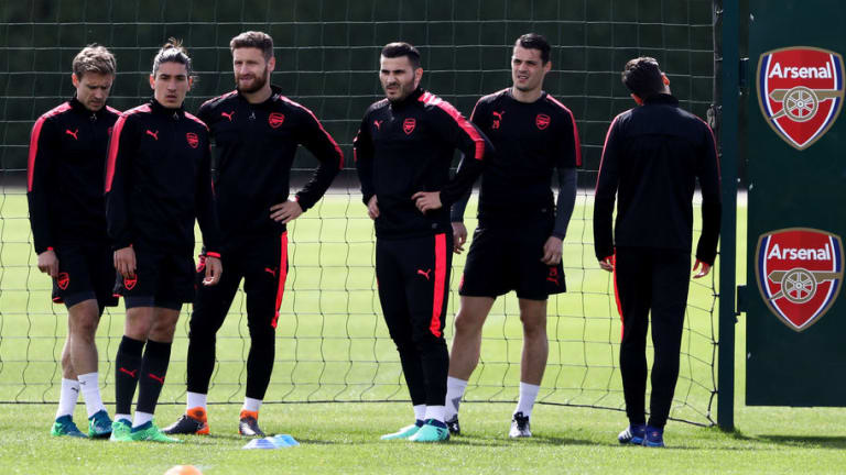 Arsenal Handed Boost With 4 First Team Stars Set to Return for Europa League Clash With Atletico