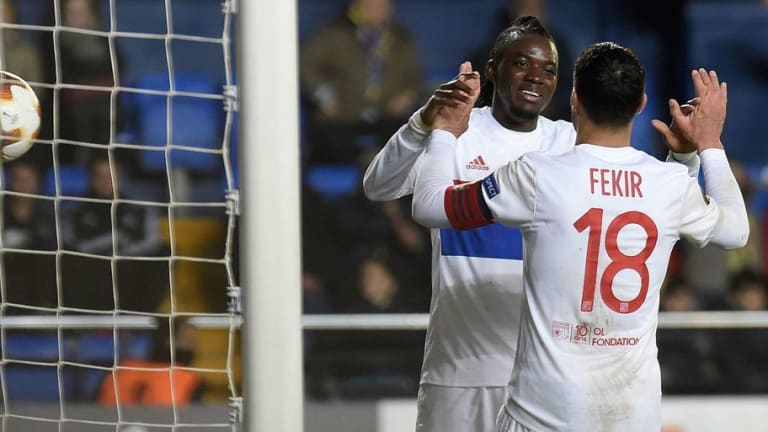 Barcelona End Interest in Highly-Rated Lyon Duo Due to Wealth of Midfield Options