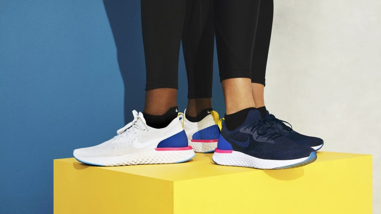 Nike Unveils New Epic React Flyknit Running Shoe