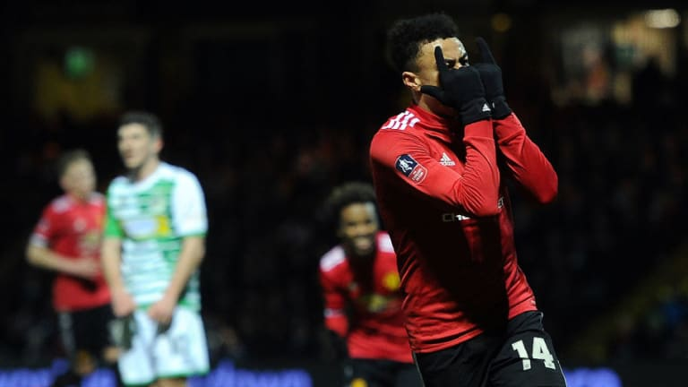 Eagle-Eyed Manchester United Fans Spot Jesse Lingard Trolling Piers Morgan on Twitter