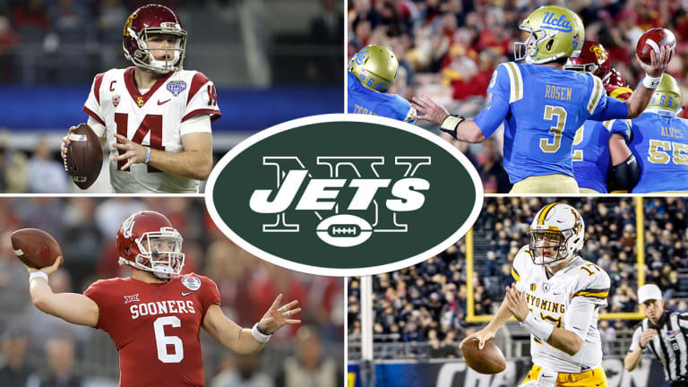 The Jets Are Coming After Their Quarterback