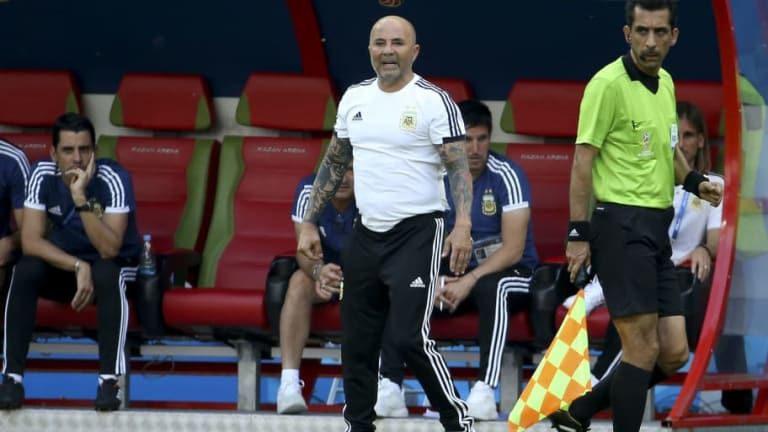"DE INTERÉS: Jorge Sampaoli podría ser el reemplazo del ""Tata"" Martino en el banquillo de Atlanta"