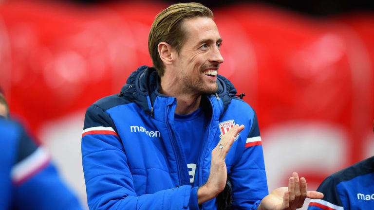 PHOTO: Peter Crouch Continues Twitter Comedy Career With Response to Royal Baby Announcement