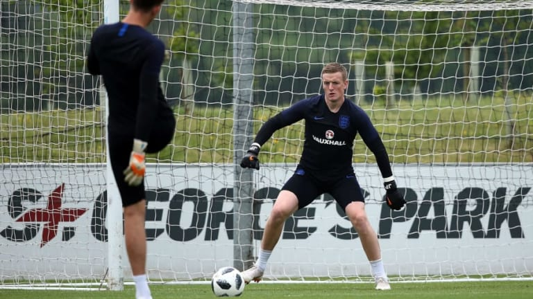 'I'll Take One': Everton Stopper Jordan Pickford Reveals How England Are Preparing for Penalties