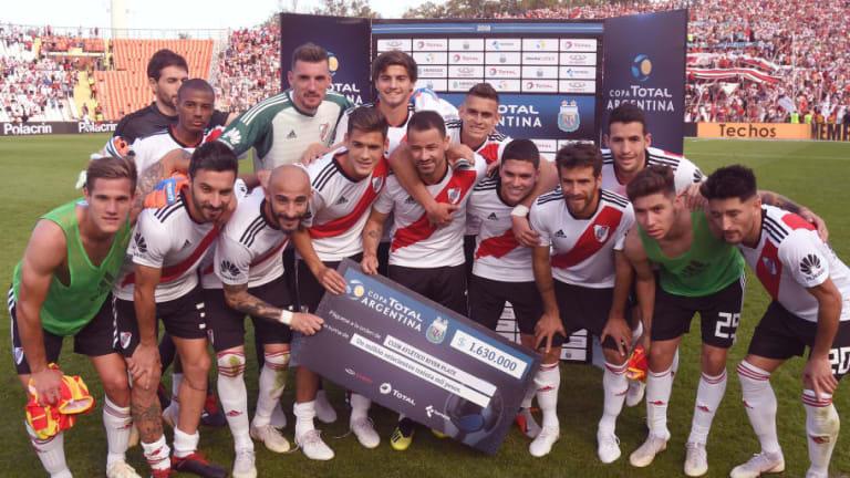 ATENTI RIVER | El Valencia está decidido a llevarse a uno de los titulares del equipo