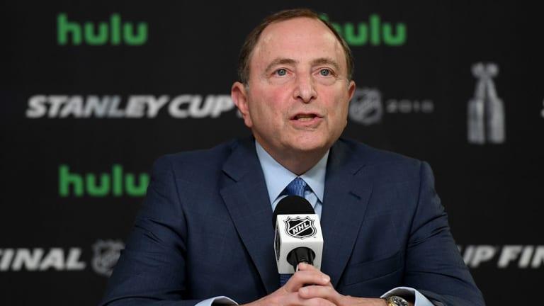 Bettman: Seattle Would Get Vegas's Favorable Expansion Terms