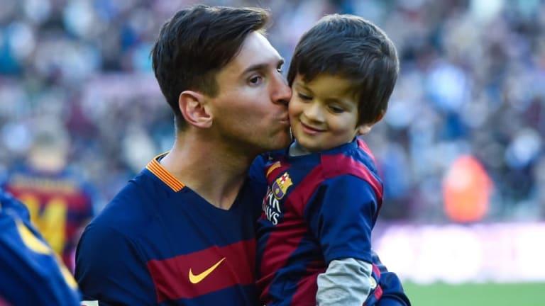 Lionel Messi Reveals His Son 'Criticises' His Performances When Barcelona Don't Win Games