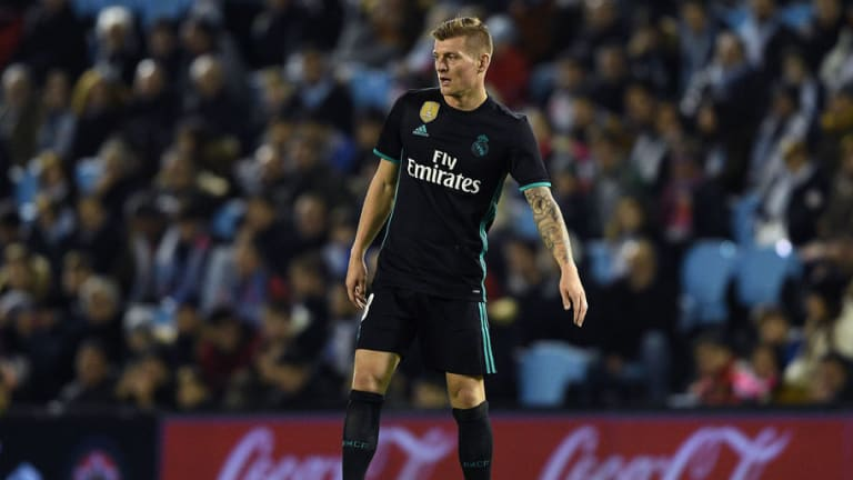 Spanish Report Claims Madrid Maestro Toni Kroos is Eager to Work With Jurgen Klopp at Liverpool