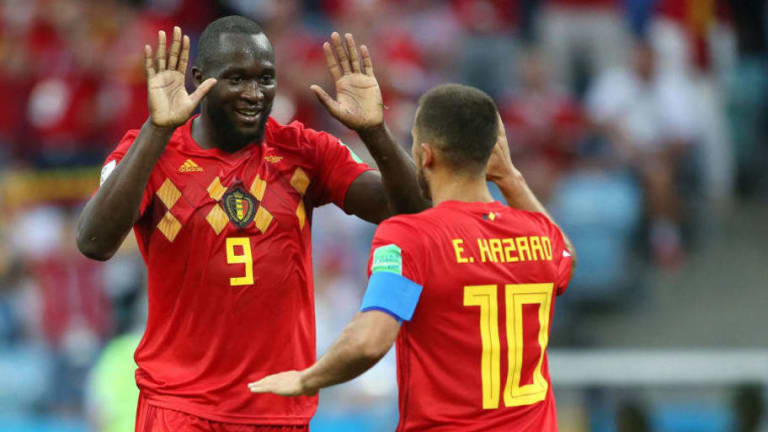 Romelu Lukaku a Doubt for England Clash After Missing Training as Belgium Prepare to Make Changes