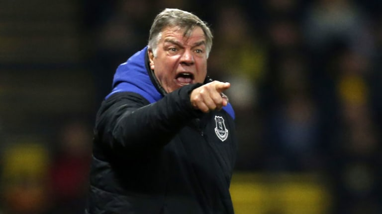 Sam Allardyce Everton Future Under Threat as Farhad Moshiri Draws Up Managerial Shortlist