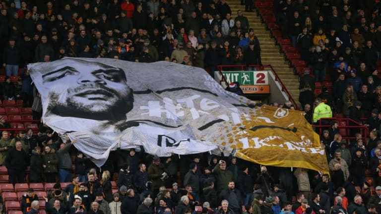WATCH: Footballing World Comes Together to Support 'One Carl Ikeme' in Heartfelt Tribute Video