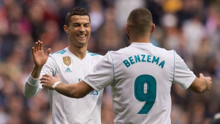 El 1x1 de la goleada del Madrid al Alavés