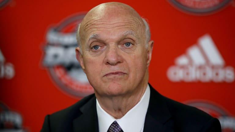 Islanders Fire GM Garth Snow, Coach Dough, Weight, Name Lou Lamoriello New GM