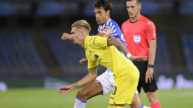 CRÓNICA   Baño del Villarreal a la Real Sociedad en 20 minutos para llevarse los tres puntos