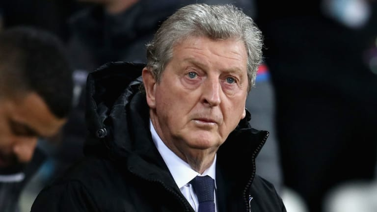 Crystal Palace's Roy Hodgson Admits 1-1 West Ham Draw Was 'Fair' & Reveals Transfer Latest