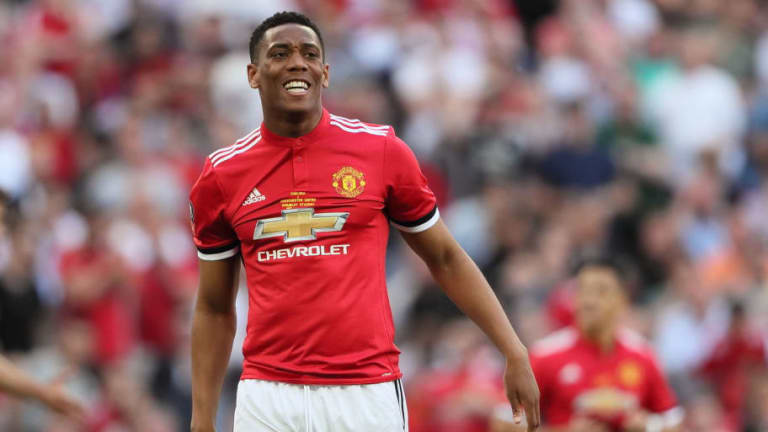 Tottenham Fans React on Twitter to Anthony Martial's Social Media Message Amid Growing Speculation