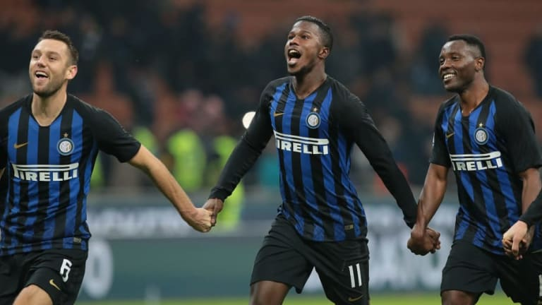 Keita Balde Seeking Permanent Stay at Inter & Insists Club Would Be Getting a 'Bargain'
