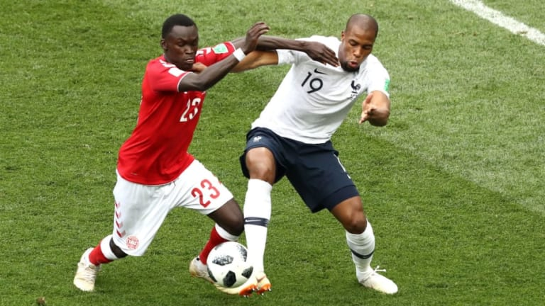 Denmark 0-0 France: Les Bleus Play Out World Cup's First Goalless Draw in Dire Denmark Tie