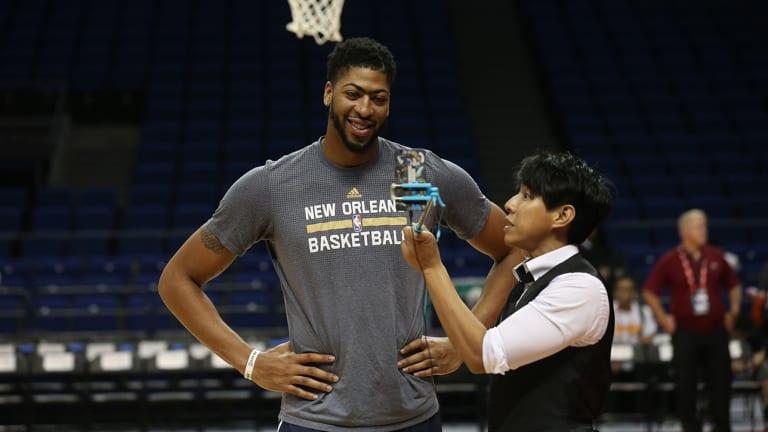 NBA Looks to Grow Global Fan Base with TikTok, Custom Highlights