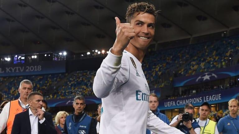 FOTOS   Nuevo 'look' de Cristiano Ronaldo tras ganar la Champions