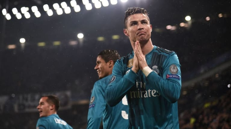 Juventus 0-3 Real Madrid: Ronaldo Stunner All But Secures Semi-Final Spot for Los Blancos