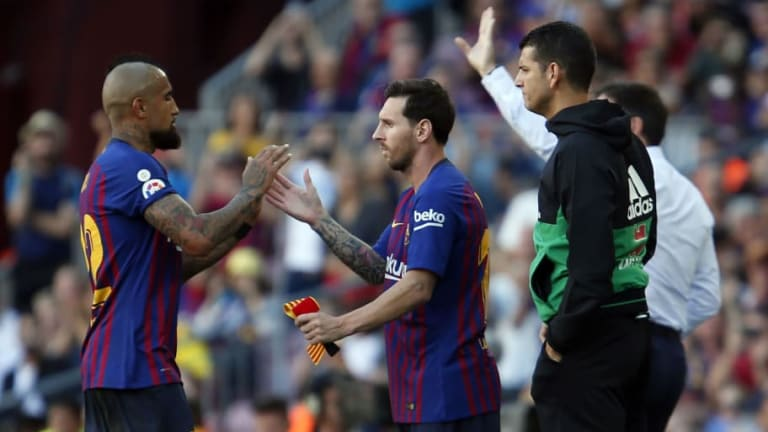 Barcelona 1-1 Athletic Bilbao: Report, Ratings & Reaction as Substitute Messi Saves Barça's Blushes