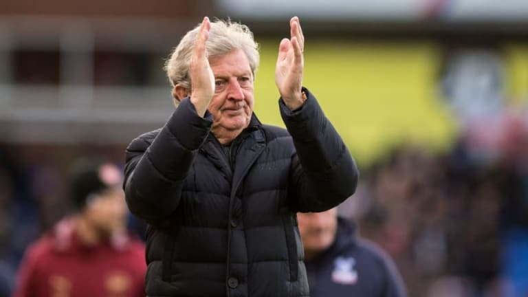 Roy Hodgson Set to Hand Crystal Palace Ace Chance to Impress in Middlesbrough Carabao Cup Tie