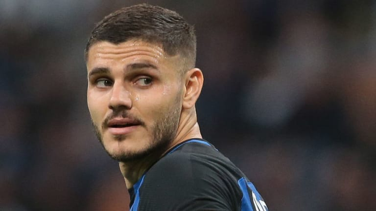 Inter Plan to Make Mauro Icardi Serie A's Top Earner As Real Madrid Target Opens Up Over Future