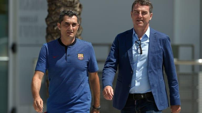 REVELADO | El 'plan B' del Barça por si falla el fichaje de Griezmann