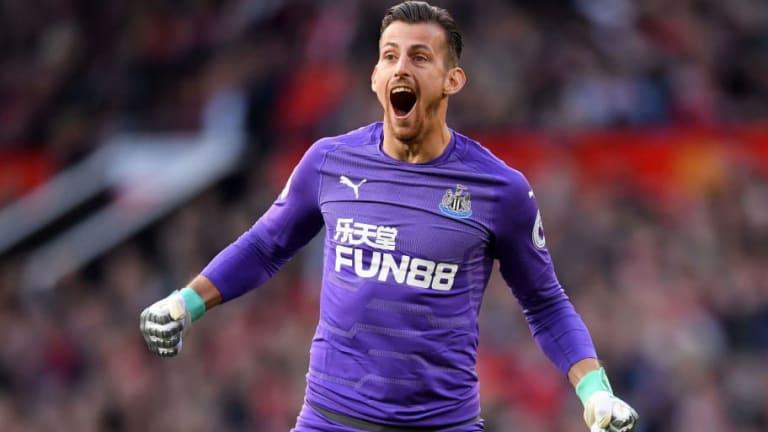 Newcastle Boss Rafa Benitez Commends Martin Dubravka & Kenedy for Making Newcastle a 'Better Team'
