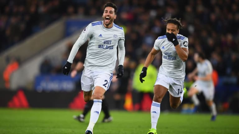 Leicester 0-1 Cardiff: Report, Ratings and Reaction as Late Camarasa Strike Hands Bluebirds Win