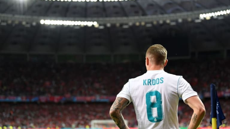 Toni Kroos Ends Manchester United Transfer Speculation by Reiterating Contract Promise