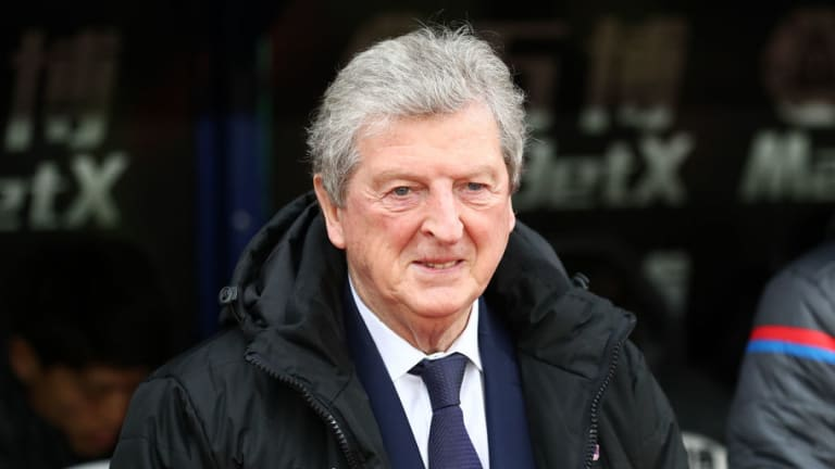 Roy Hodgson Reveals Palace Have 12 Injured First Team Players Ahead of Sunday's Clash With Spurs